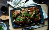 Recipe: Twice-cooked beef ribs with rich tomato sauce